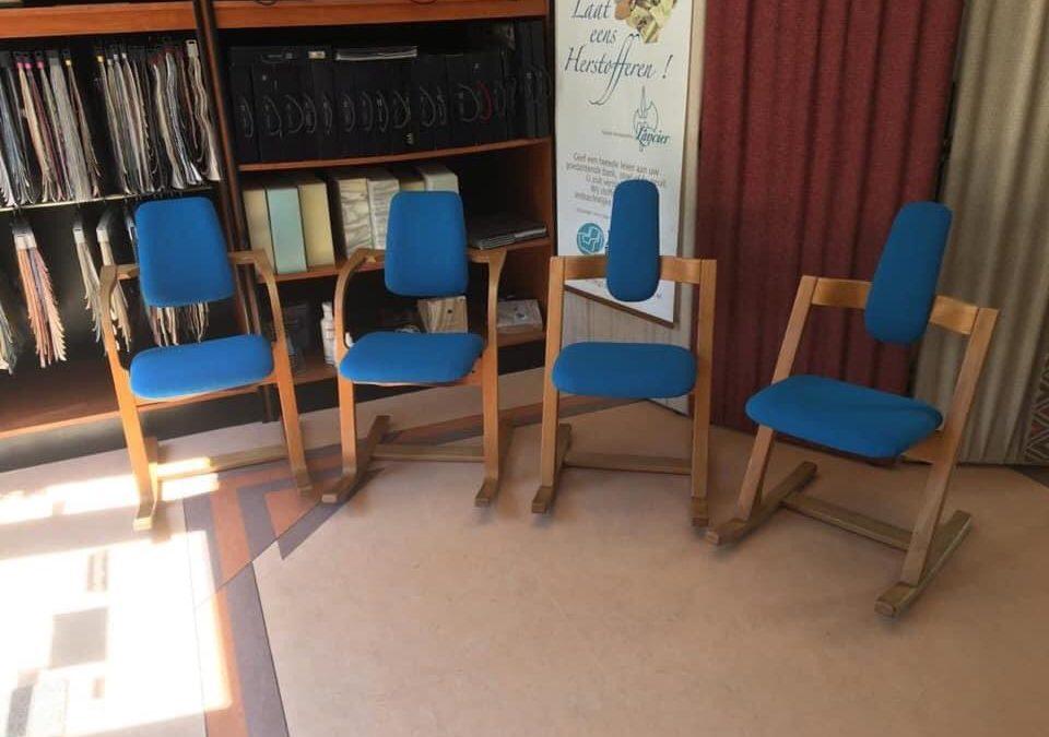 Stokke stoelen